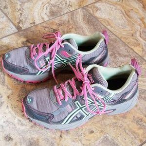 Asics trail shoes